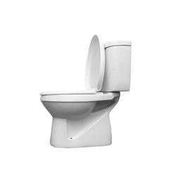 toilet close up