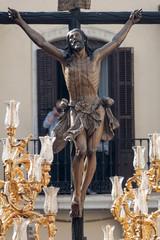 Semana santa de Sevilla, Jesús en la cruz, cachorro de Triana