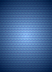 Texture with fish scales. Design background for your creativity