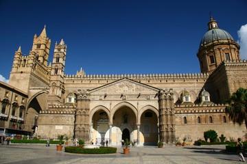 Kathedrale Dom Maria Santissima Assunta von Palermo, Sizilien, Italien