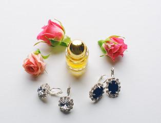 perfume and diamonds