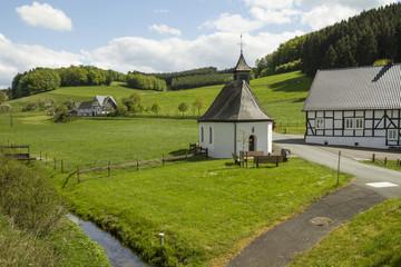 Dorfidylle im Sauerland