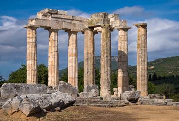 Antikes Nemea, Griechenland, Greece, 16022jpg