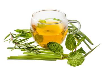 きれいになるハーブティー  herb tea which becomes beautiful