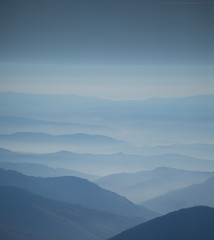 andes mountains - landscapes