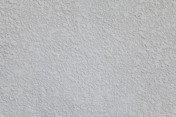 White mortar wall texture.