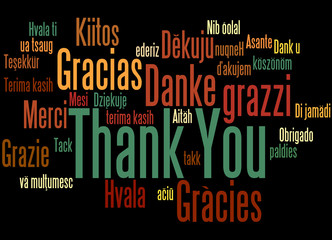 Thank You, in different languages 5