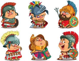 Funny gladiators