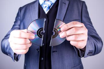 Aktenvernichtung Datensicherung