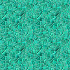 stone texture(turquoise)/石のテクスチャ(ターコイズ):シームレスなので縮小してつなげると砂利になります。