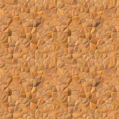 stone texture(light-blown)/石のテクスチャ(明るい茶色):シームレスなので縮小してつなげると砂利になります。