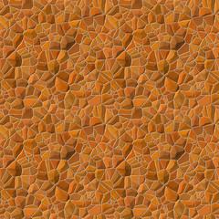 stone texture(blown)/石のテクスチャ(茶色):シームレスなので縮小してつなげると砂利になります。
