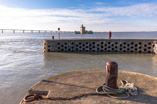 Port de bourcefranc le chapus et Fort Louvois
