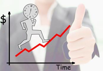 график успеха