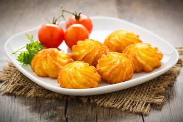 Herzoginkartoffeln - Pommes duchesse