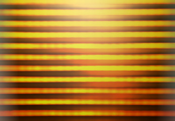 Fotobehang - red and yellow light background