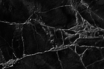 Dark stone background used as background. Abstract natural marbl