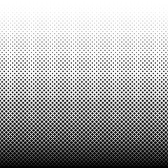 Halftone Squares Pattern. Halftone Background in Vector