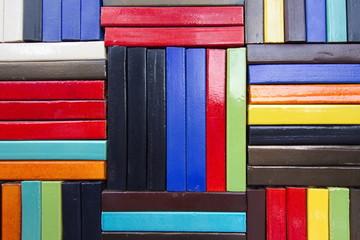 Color bar background