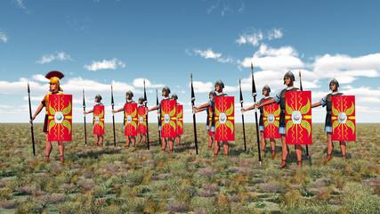 Römische Soldaten