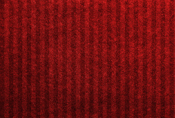Red grass soccer field background
