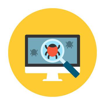 Scanning Computer Virus