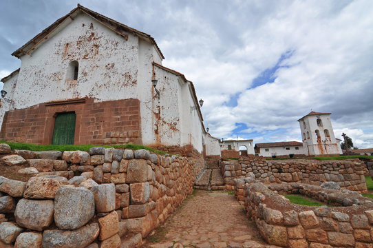 Chinchero, Scared Valley, Cusco, Peru