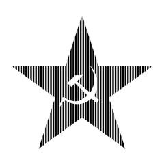 Communism star sign.