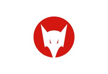 Fox Logo Vector Illustration