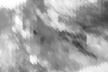Obraz szare tło geometryczne - fototapety do salonu