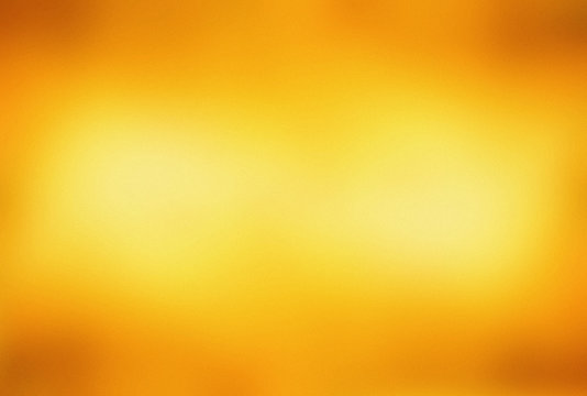 abstract orange background light yellow corner spotlight, faint