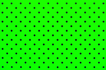 wallpaper pattern black dots in green color background