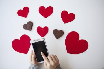 Women are planning Valentine's Day