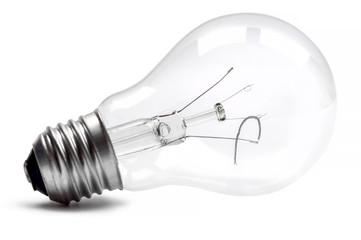 A blown bulb