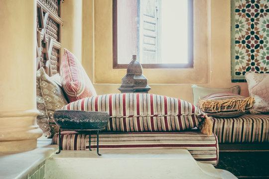 Decoration interior