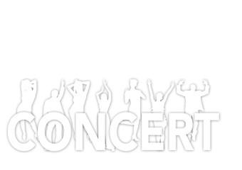 concert foule