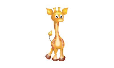giraffe character