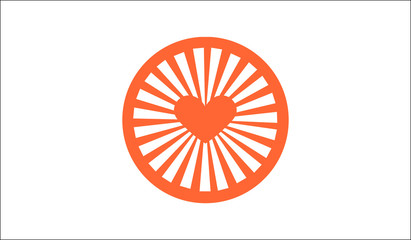 Emblem of love