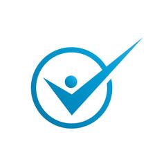 Human Health Vector Logo Design