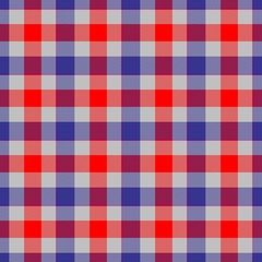 Decorative fabric texture - tartan