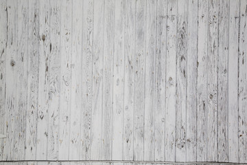 Rough white painted wood background