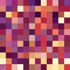 Geometric pattern for business presentations or web template banners