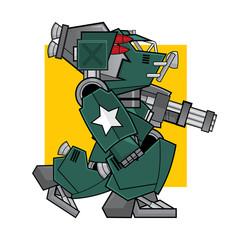Battle Robot Gladiator