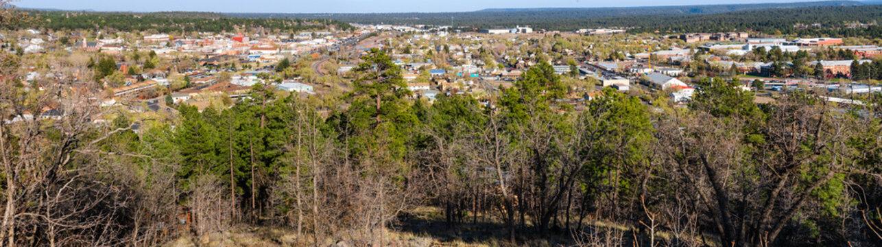 Overlook of Flagstaff, AZ