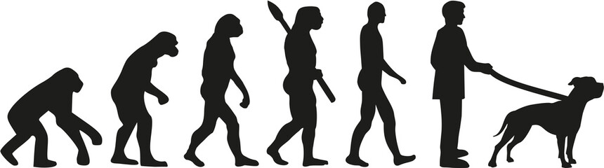 American bulldog evolution