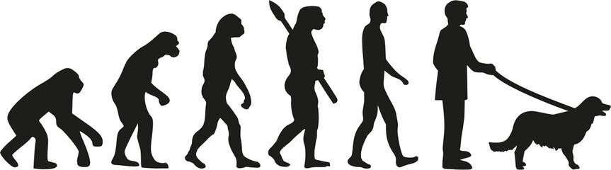Golden retriever evolution