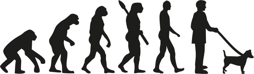 Jack Russell Terrier evolution