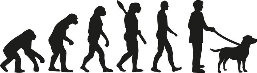 Labrador Retriever evolution