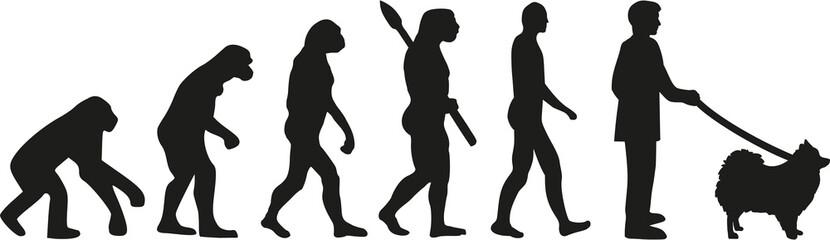 Pomeranian evolution