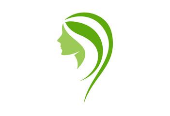 Beauty Skin Care Hait Treatment Logo